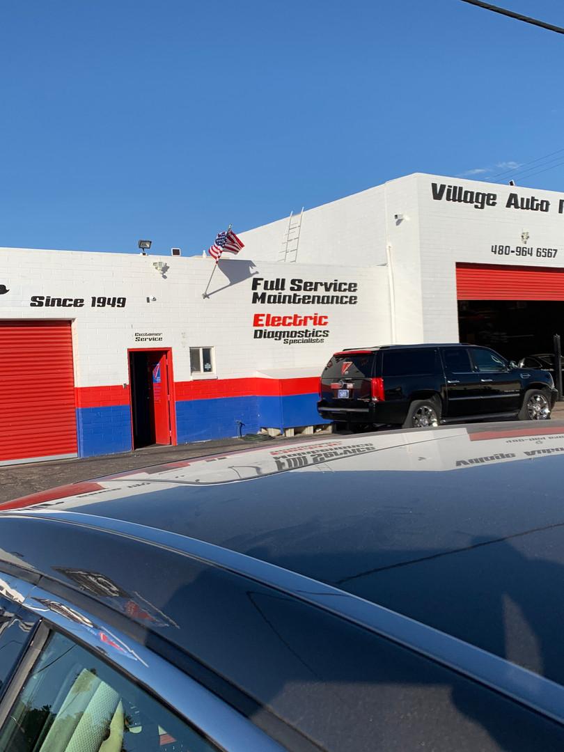 full service automotive care