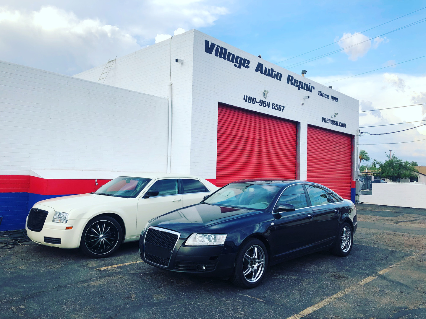 auto repair with integrity