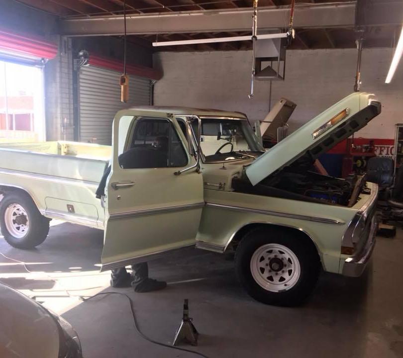 carburator repair in mesa
