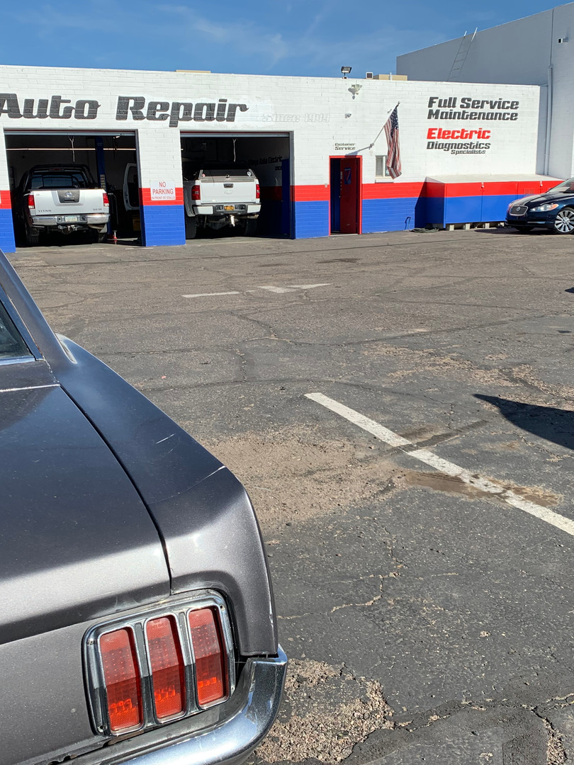 auto repair in mesa