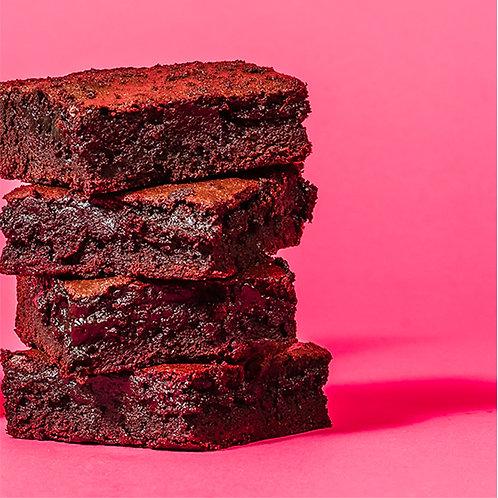 Double Fudge Brownies