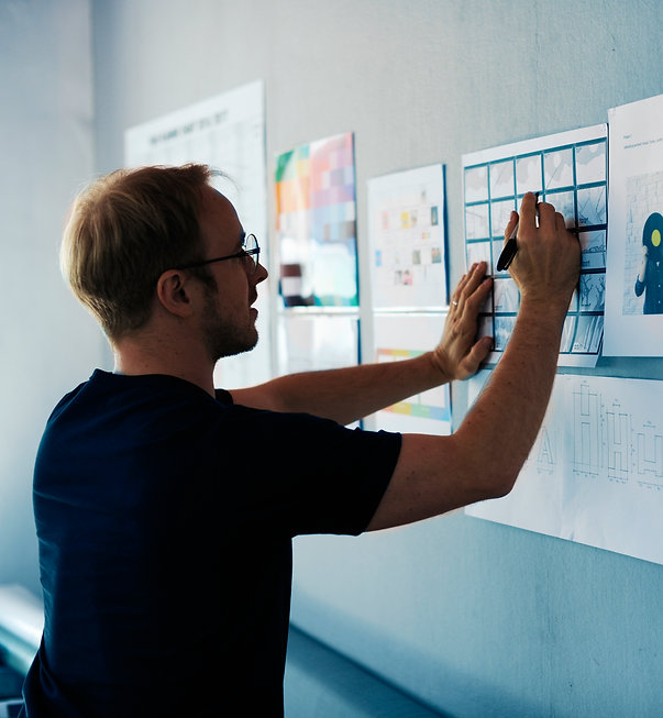 UX and UI tested designs