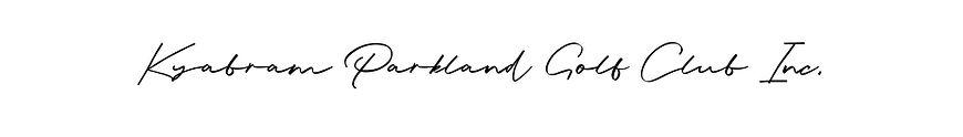 Kyabram Parkland Golf Club Inc. header.j