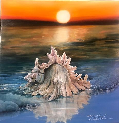 Seashell By the Seashore_Michael Alexand