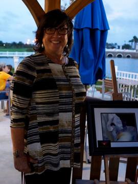 Joanne Lucia Florez, President PSL Arts League