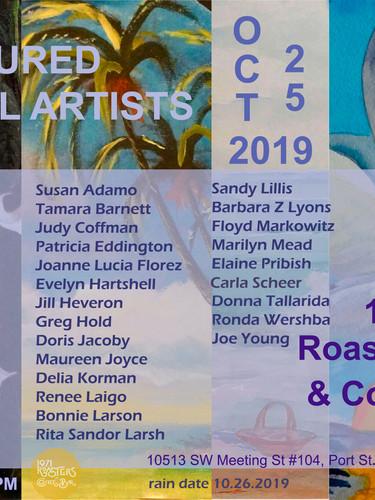 Featured PSLAL Artists 1971 Roasters & C