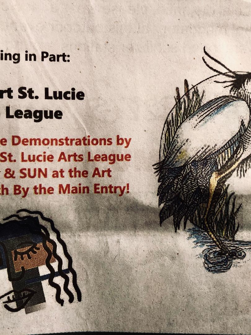 Announcement St. Lucie News Tribune
