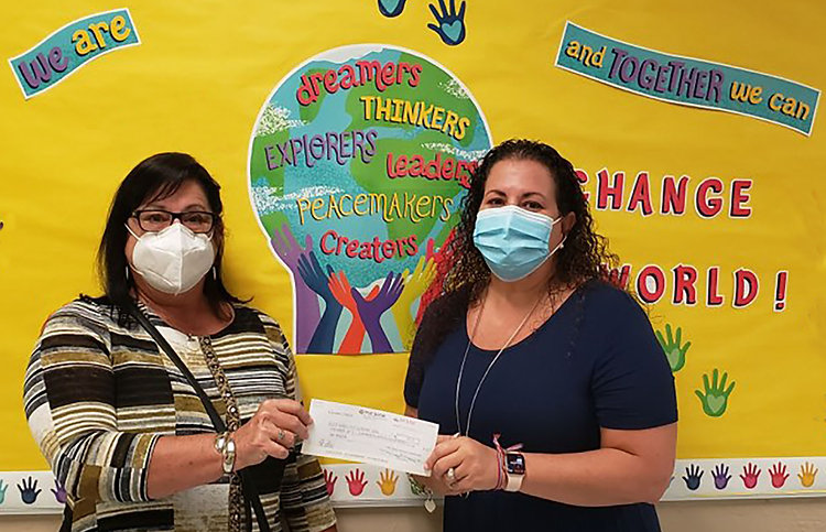 Windmill Point Elementary School Donation.jpg