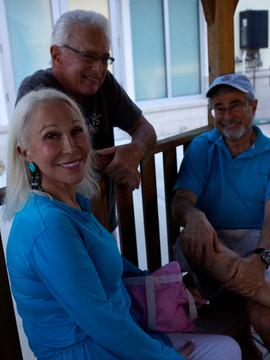 Ronda Wershba, Phil cooper and Marty Wershba