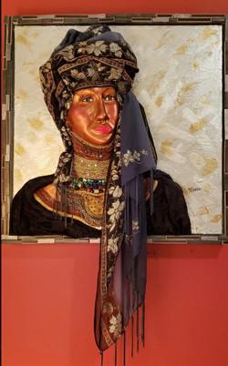 """Queen Aminata-Warrior"""