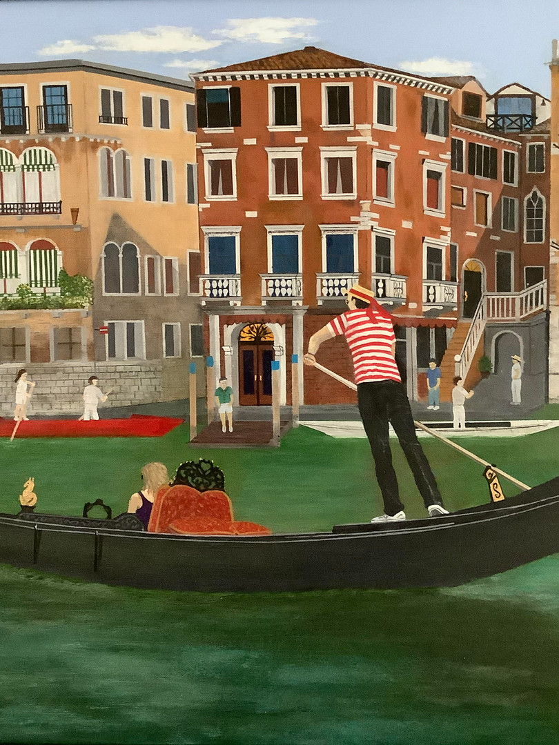 Remembrance Venice