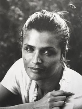 Helena Christensen By Lars H Norsonn