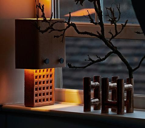 Bibliothe'que / Lamp / Clay.