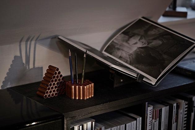 Piper triangle & 6 sider / Pencil holder