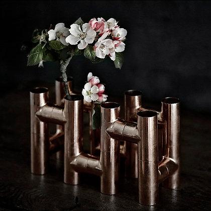 Piper 8 / Vase / Copper.