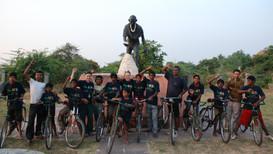 Peacebycycle