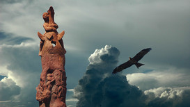World's Tallest Earthen Pot