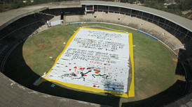 The World's Largest Love Letter