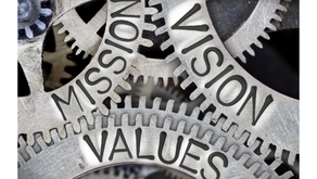 What are you values?