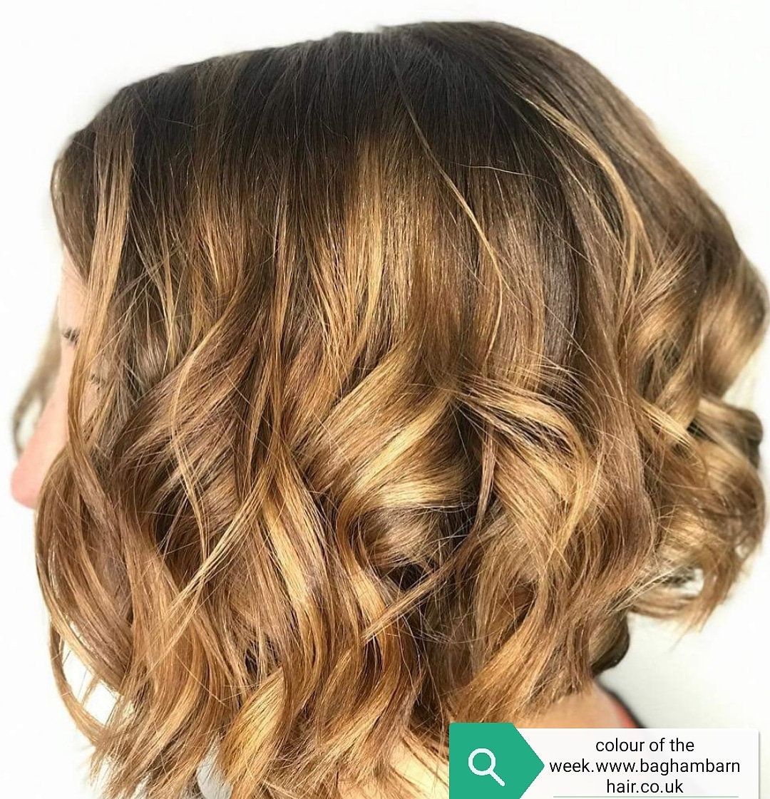 Curly Blow-Dry for Short Hair