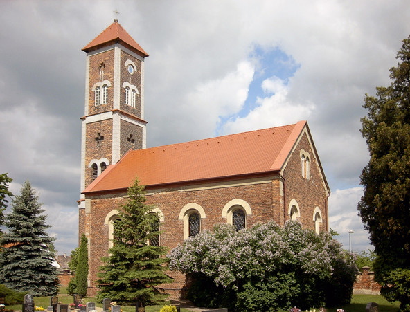 Kirche Lausigk