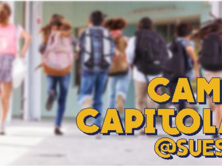 Camp Capitola @ SUESD