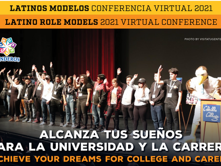 Latino Role Models 2021 Virtual Conference