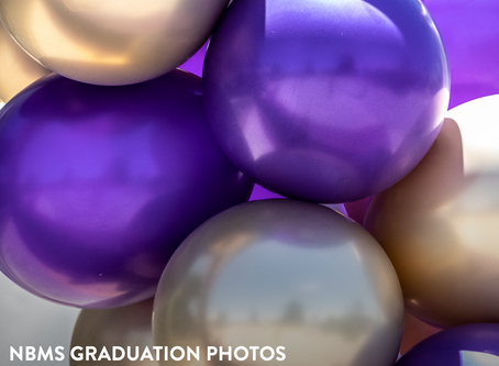 NBMS Graduation Photos