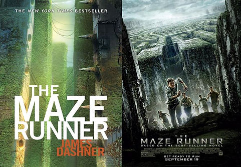 Maze_Runner_Book_Cover_and_Movie_Poster.