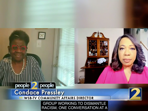 Dr. Meeks TV interview with Condace Pressley
