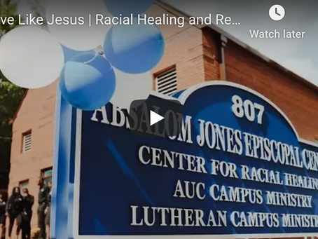 ​The opening of the Absalom Jones Center for Racial Healing (2017)