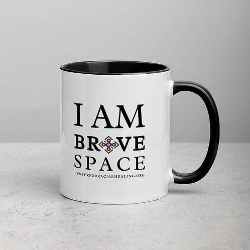 I AM BRAVE SPACE Mug On A Mission