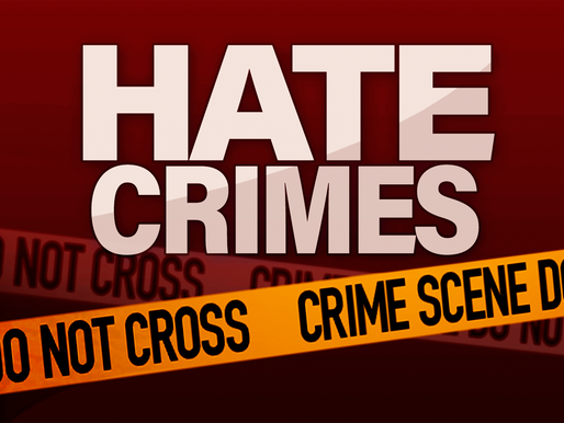 Hate Now a Crime in Georgia!