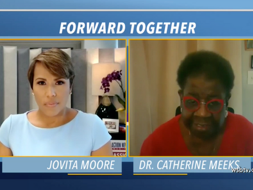 Dr. Meeks Special TV interview with Jovita Moore