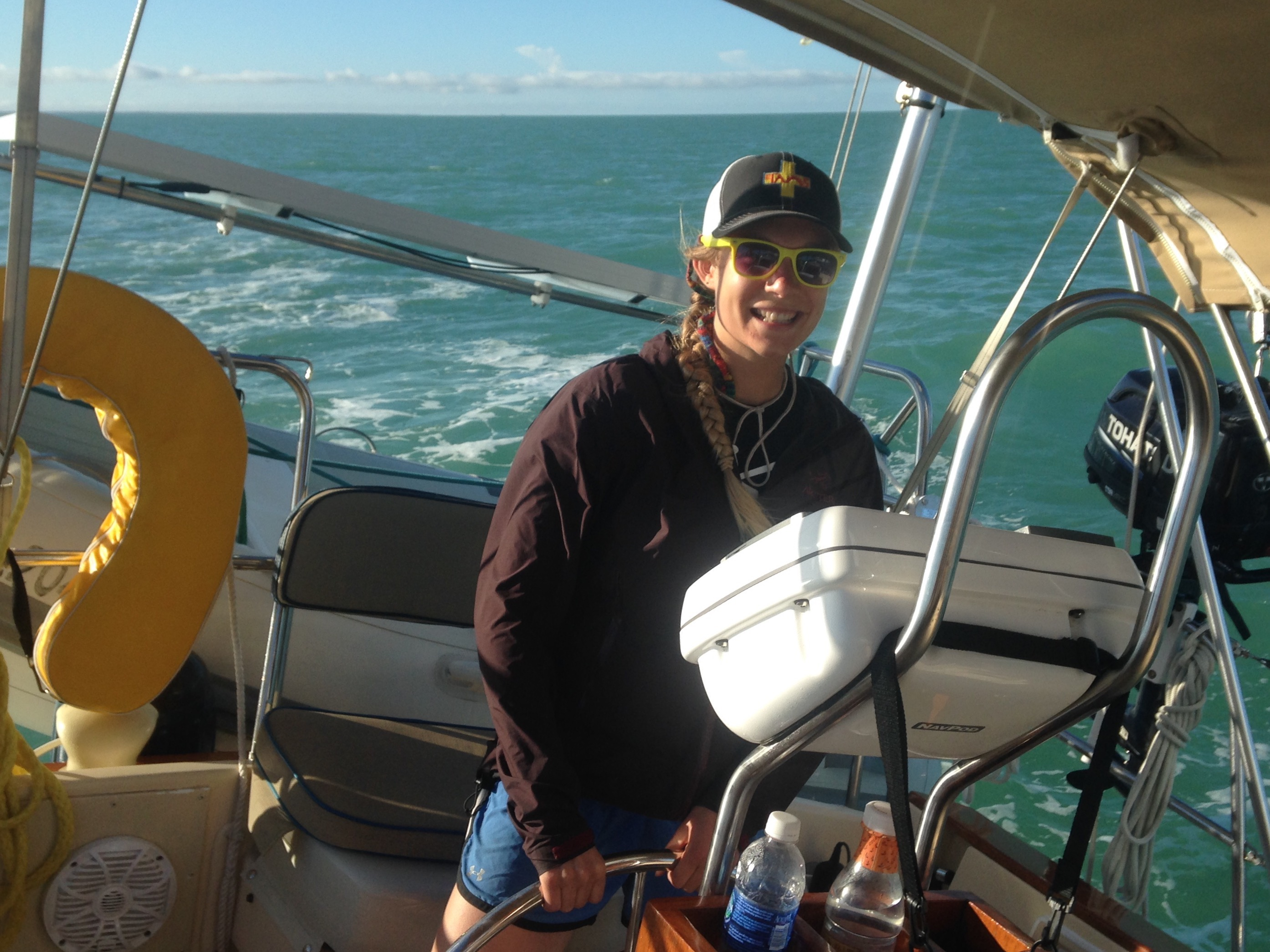 Sailing Florida Keys 2015
