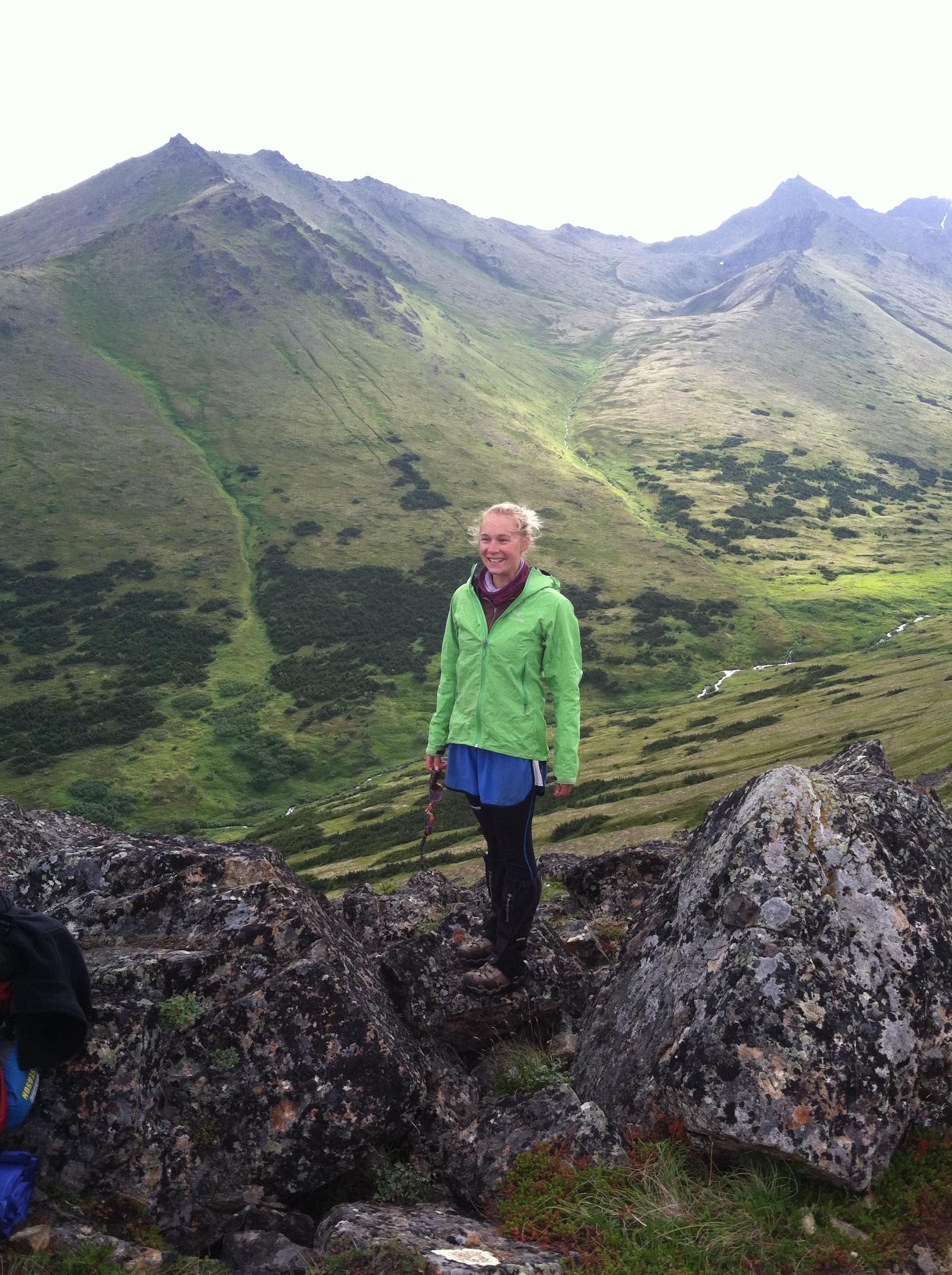Alaska Backpack 2014