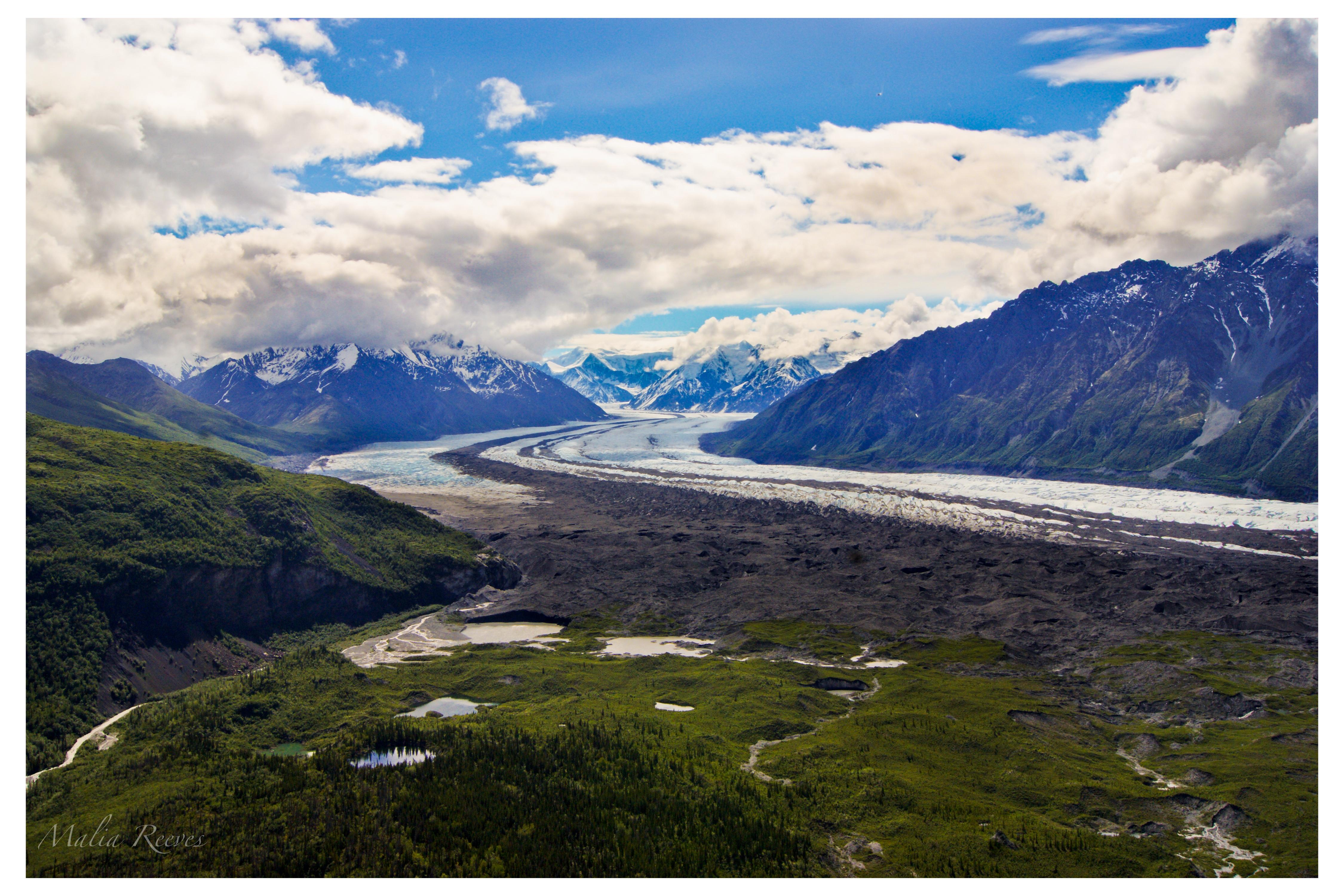 Glacier Depth
