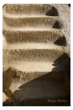 Worn Staircase