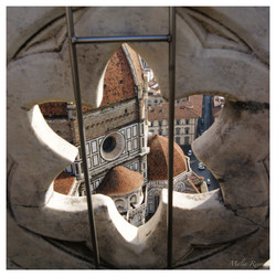 From Giotto's Belltower