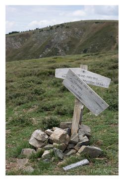 Mountain Crossroads