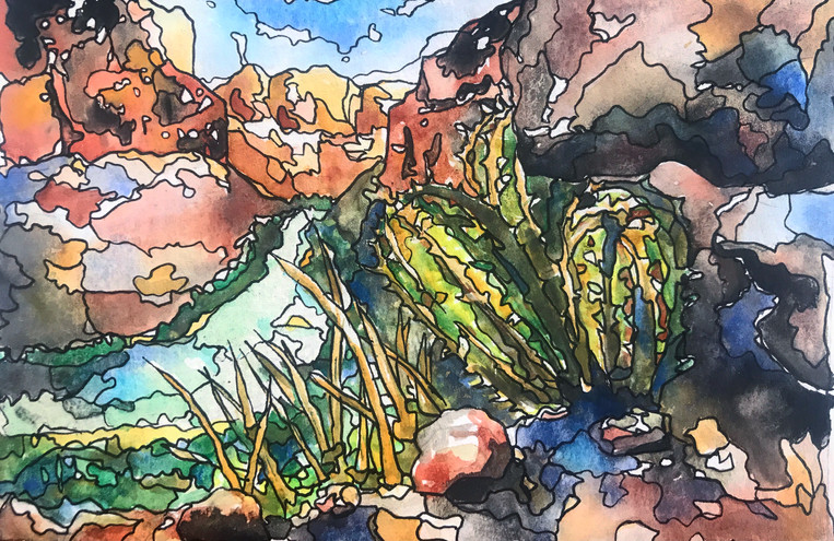 Grand Canyon II - Available
