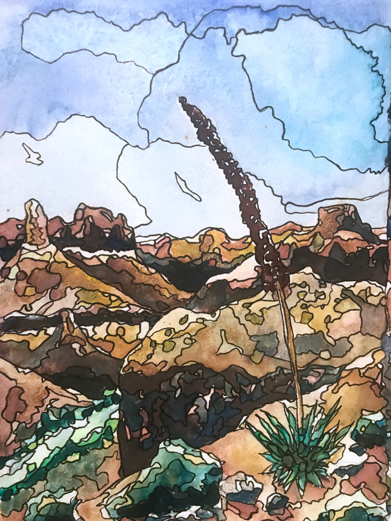 Grand Canyon III - Available
