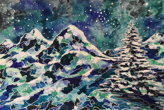 Winter Night - Available