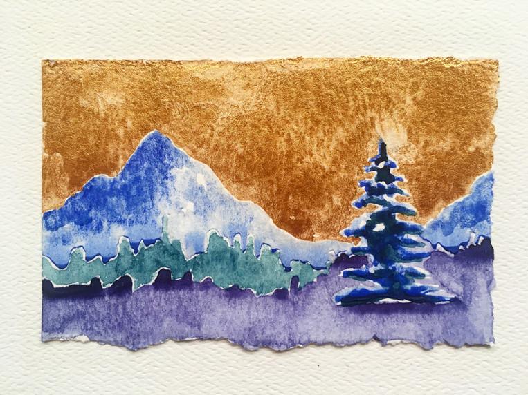 Alpine Meadow - SOLD