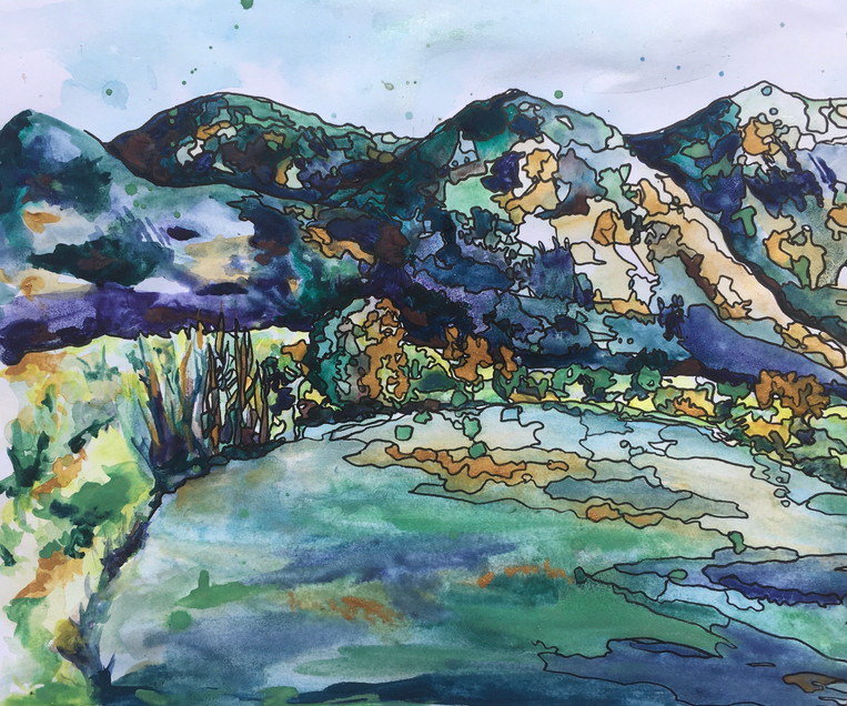 Arroyo Seco Pond - Available