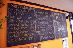 Meat By The Pound Menu