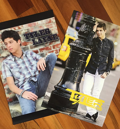Tyler Layne Signed Poster Package- ON SALE!