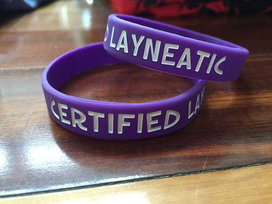 Certified Layneatic Bracelet