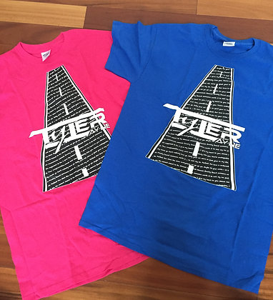 """Tyler Layne """"Ms. Perfect"""" T-shirt- ON SALE!"""