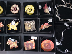 Jewelry from recycled materials